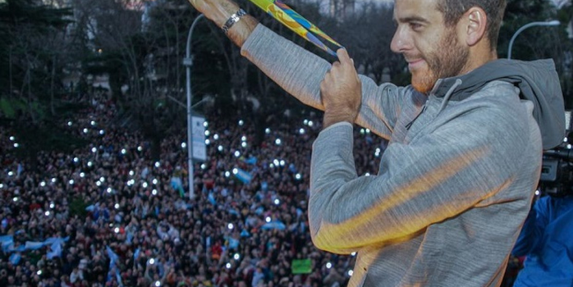 Del Potro and Puig, triumphal returns to their countries