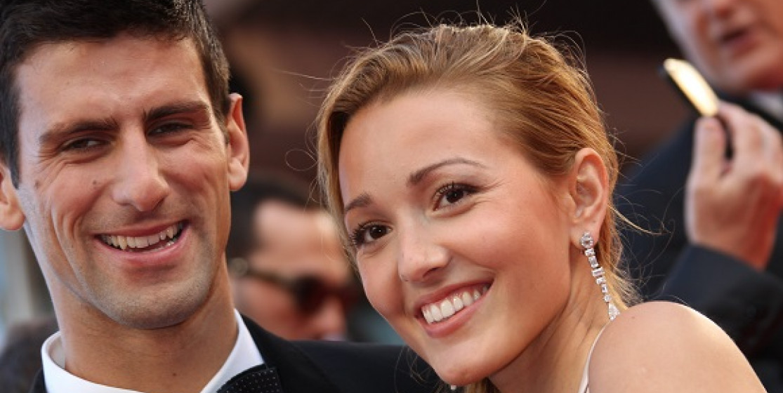 ARE WEDDING BELLS APPROACHING FOR NOVAK AND JELENA?