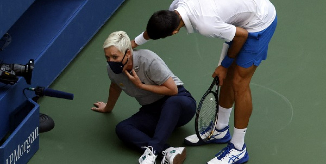 CONSEQUENCES OF THE DJOKOVIC DEFAULT
