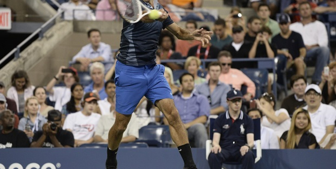 His Airness Federer