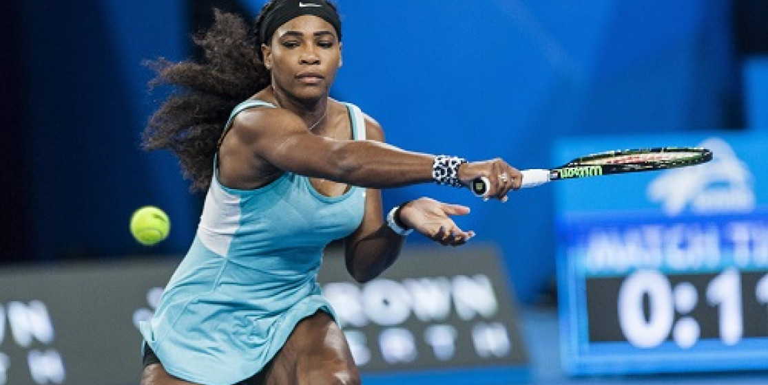 WHAT'S UP WITH SERENA?