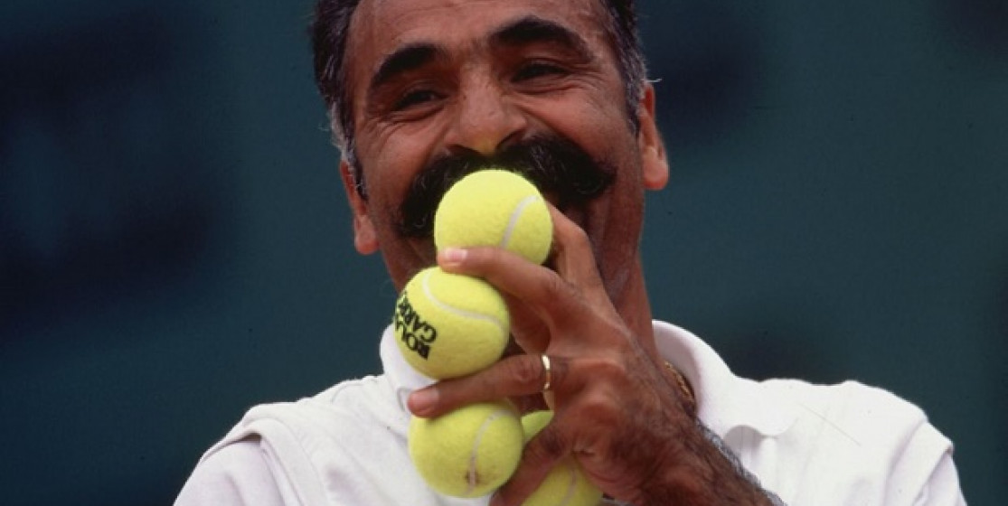 Roland-Garros, Bahrami and the ayatollah Khomeini