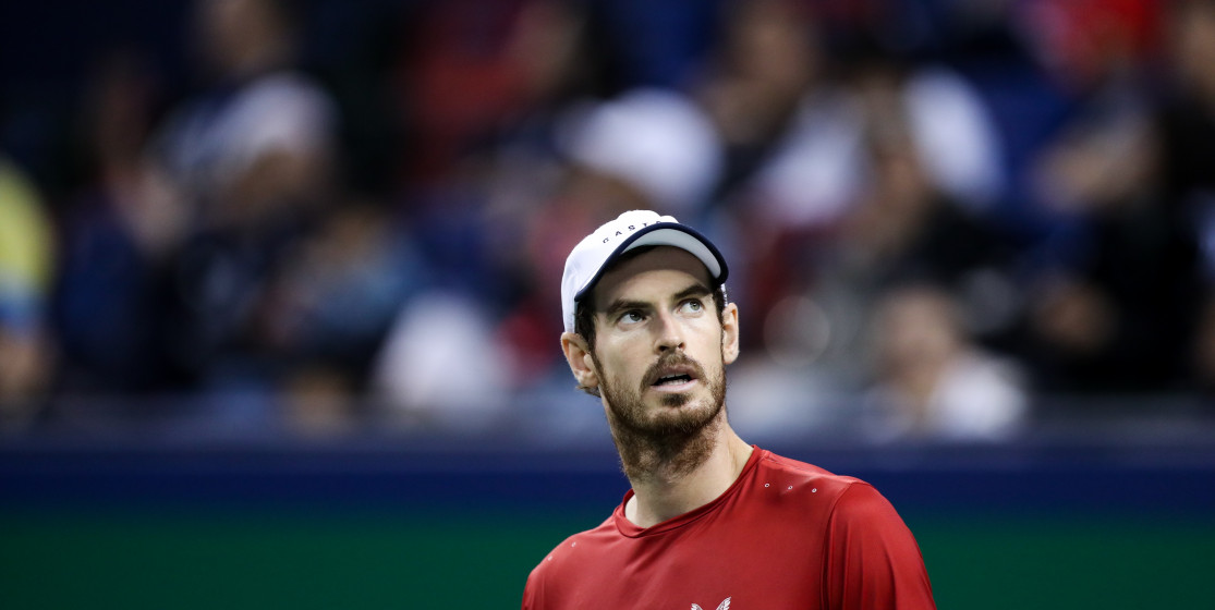 The tennis news (but not only) of the week: Andy Murray and a haunted house