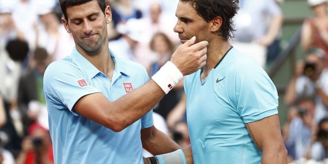 Monte Carlo, the French Open and Djoko's bathos