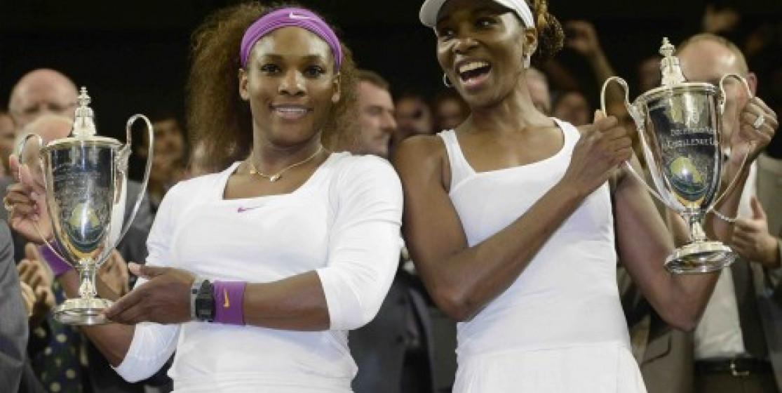 Venus, Serena et les bleus