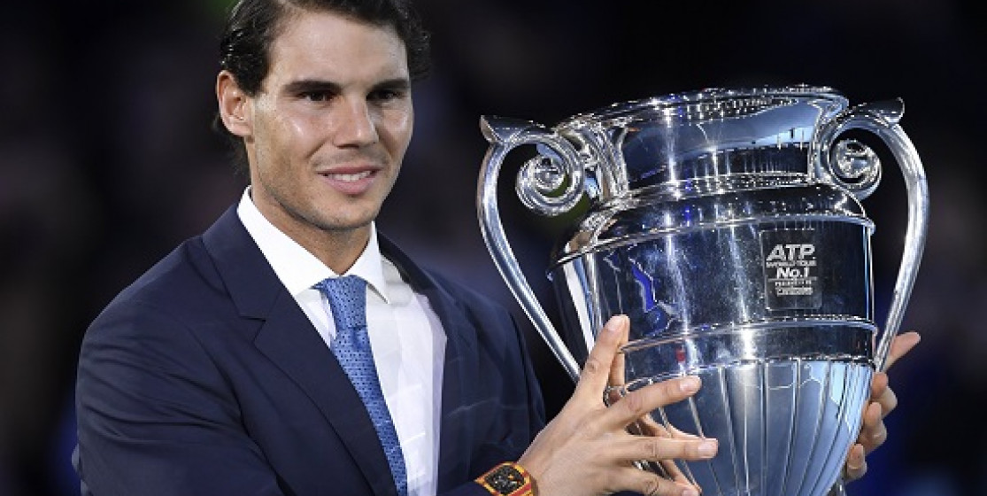 ATP RELEASE YEAR-END TOP TEN