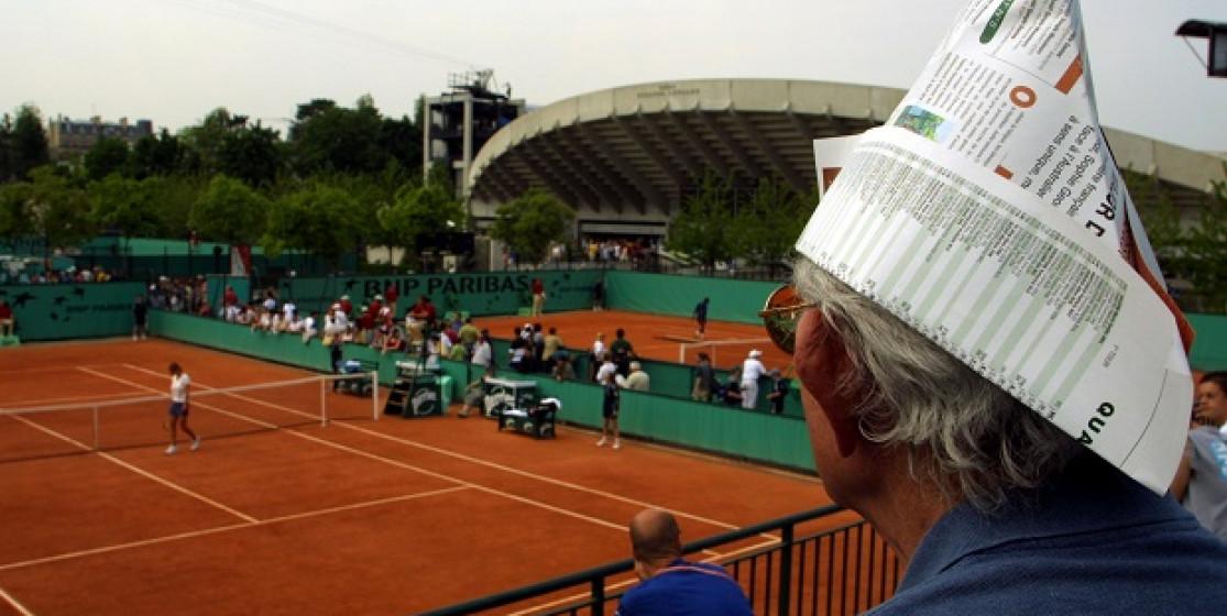 Sept bonnes raisons d'aimer les qualifications à Roland-Garros