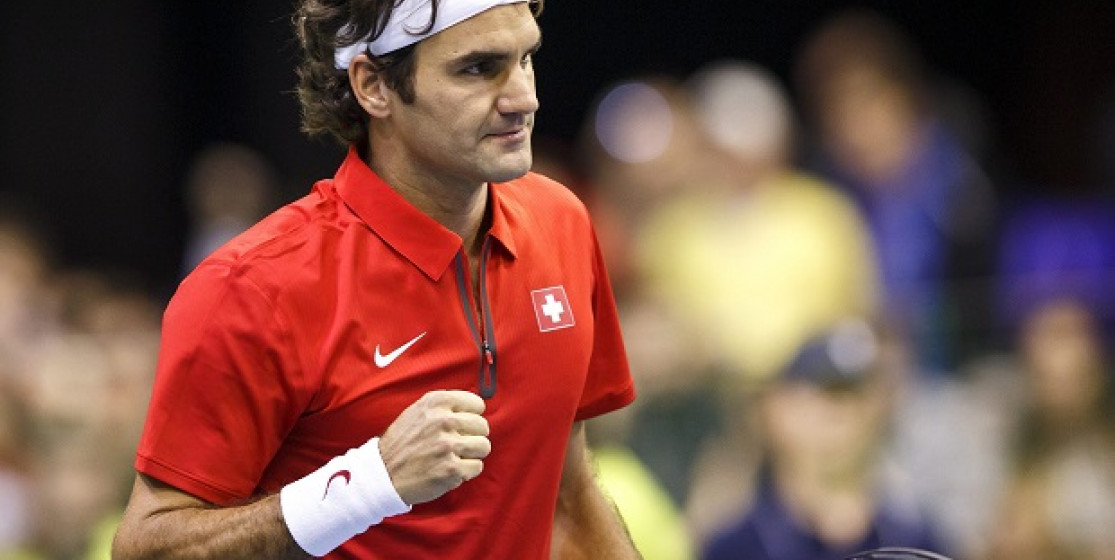 Federer, home to stay