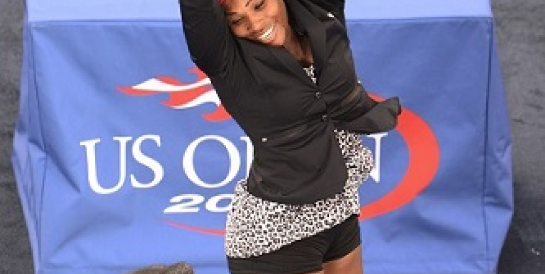 SERENA - WELL AND TRULY COME OF AGE