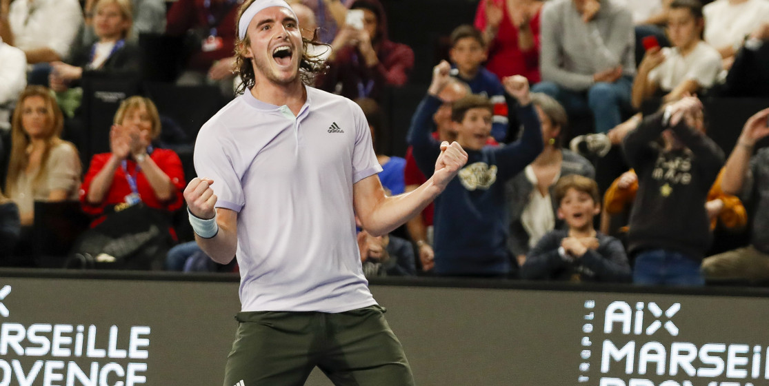 The tennis news (but not only) of the week: Tsitsipas and the copy & paste function