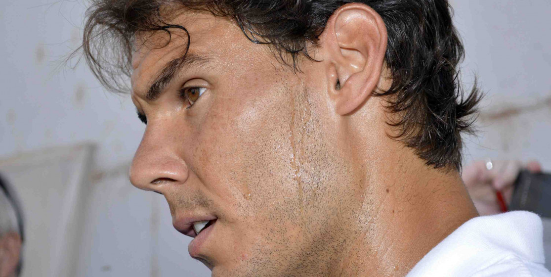 Rafael Nadal is the captain speaking