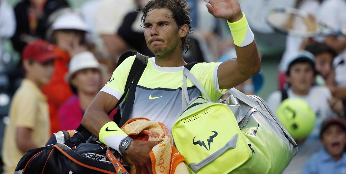 Rafael Nadal m'inquiète
