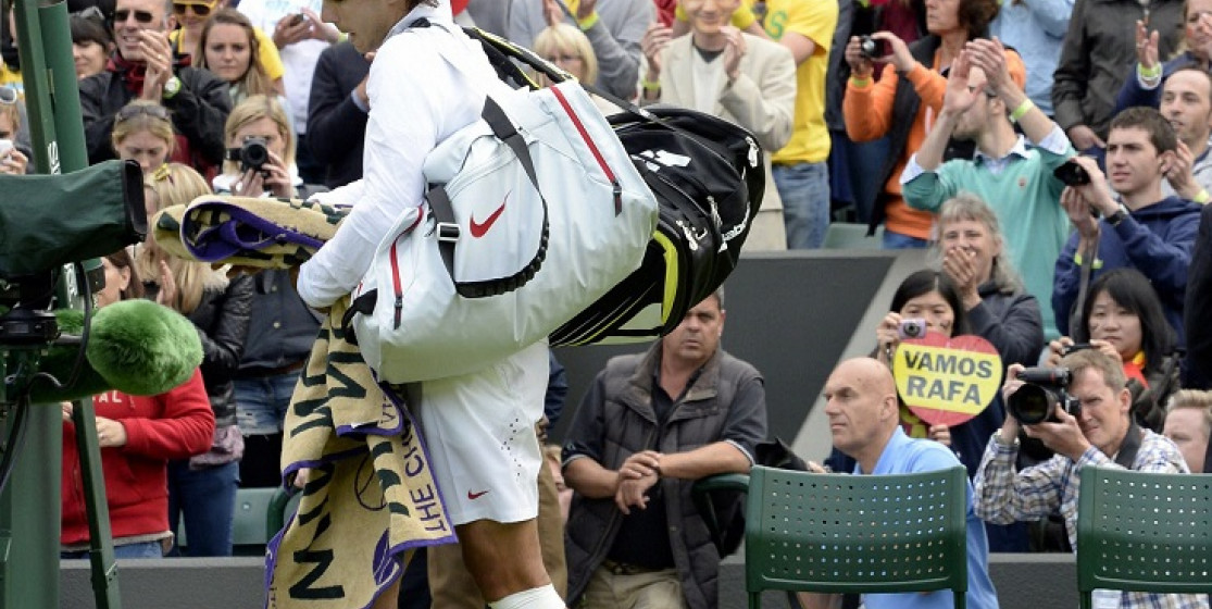 Top 5: Wimbledon's wild grasses