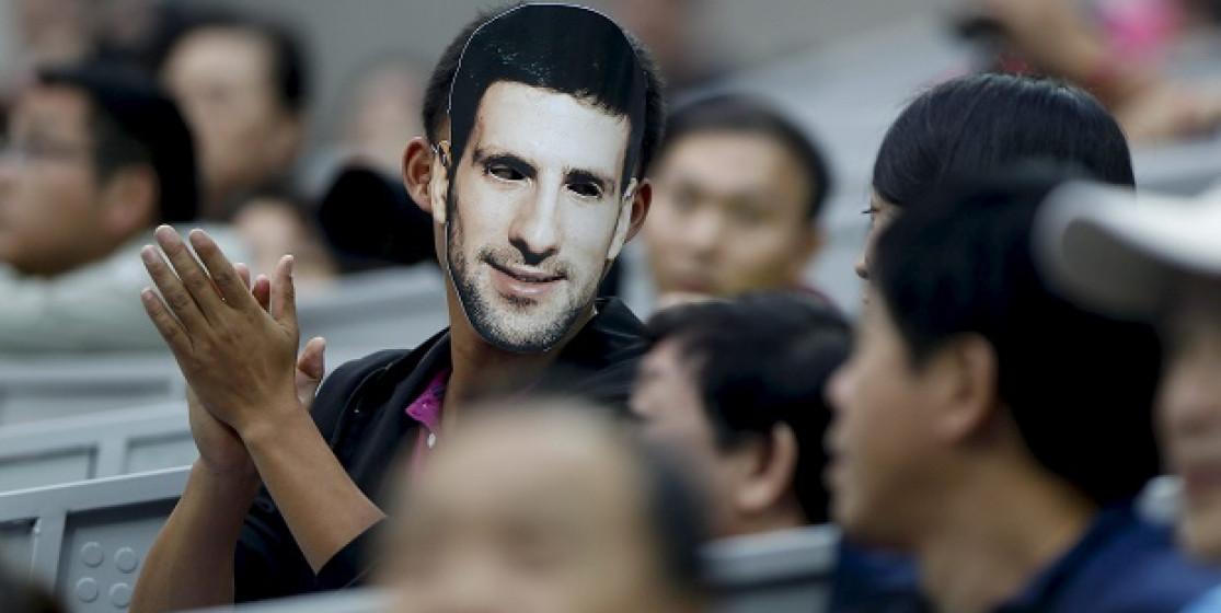 You know that you're a fan of Novak Djokovic when...