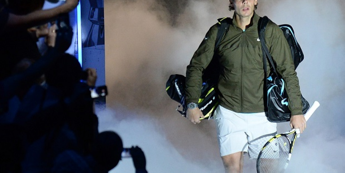Nadal, the best of the year