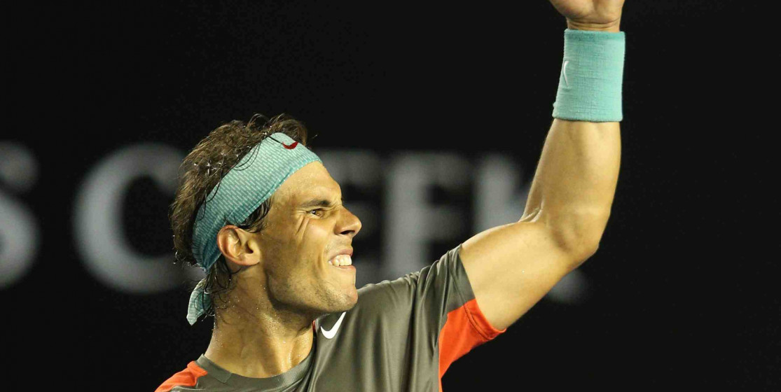 Rafael Nadal bat même Edberg