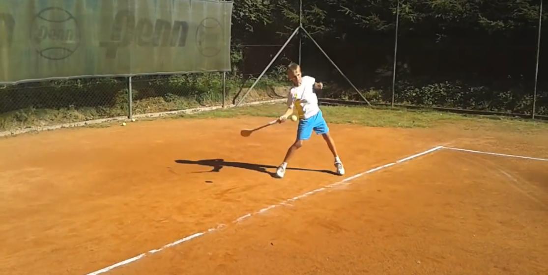 Le tennisman le plus habile