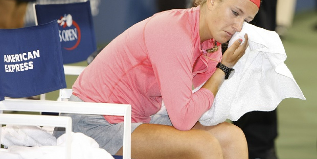 Top 10 : tennis and tears