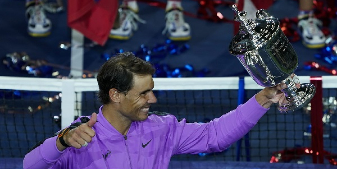 A NIGHT TO REMEMBER AS NADAL BEATS MEDVEDEV IN A CLASSIC