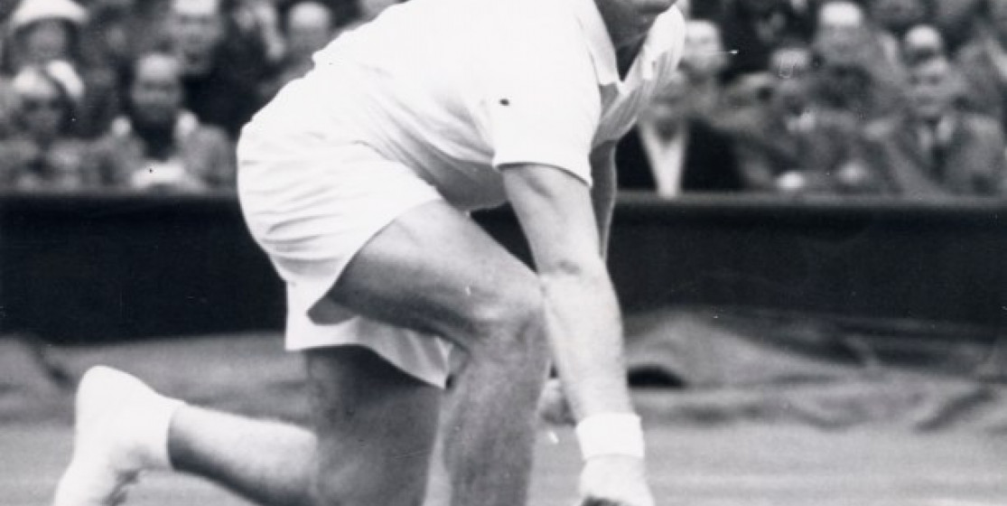 The day when…Lew Hoad missed out on winning the Grand Slam against his best friend