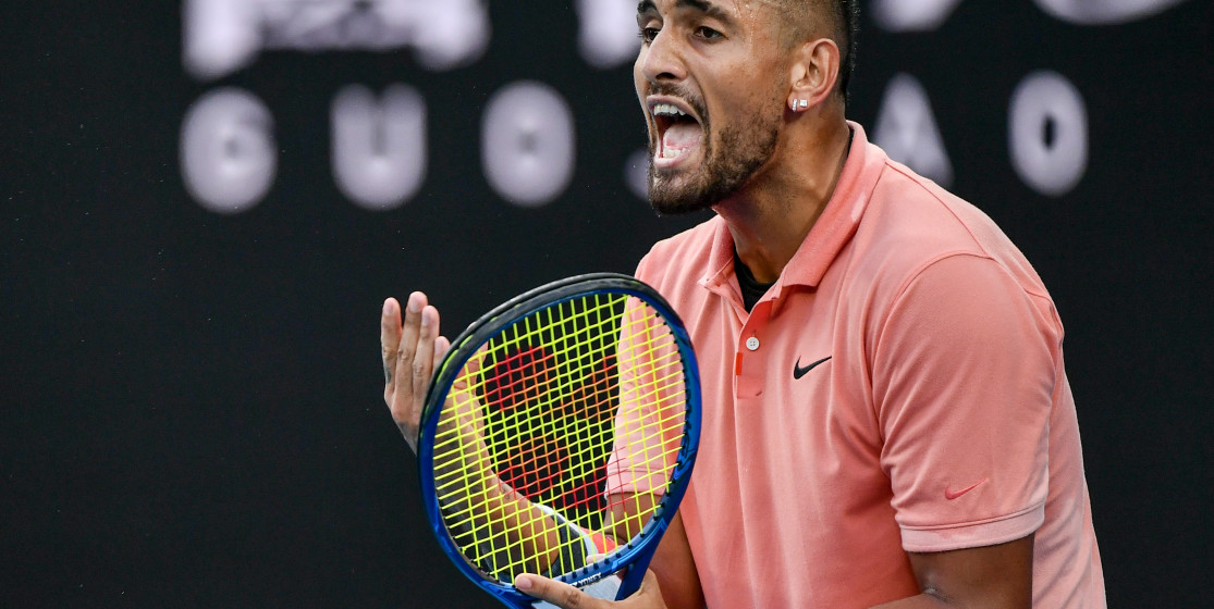 The tennis news (but not only) of the week: Kyrgios pranked and the Pentagon