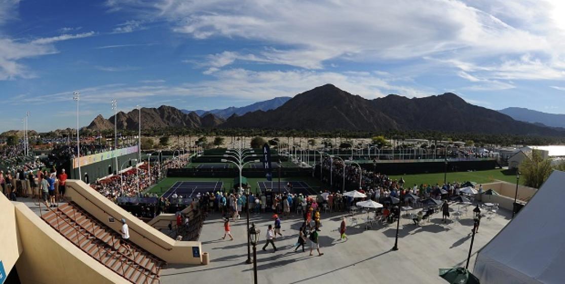 How Charlie Pasarell built the Indian Wells tournament
