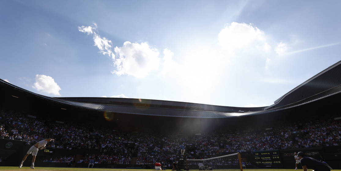 The tennis news (but not only) of the week : Wimbledon 2018 and Neymar's dives