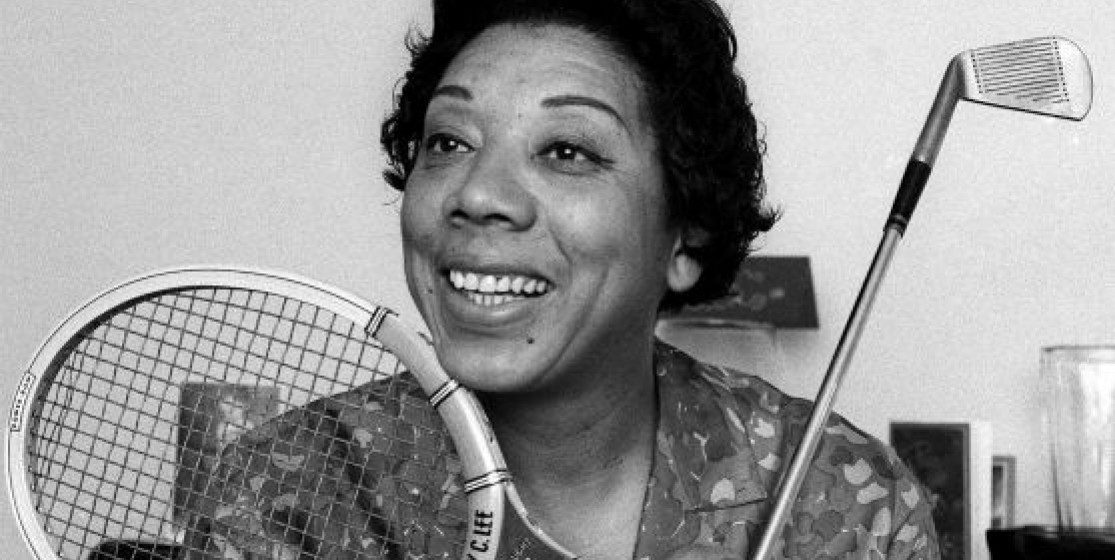 Althea Gibson, the pioneer
