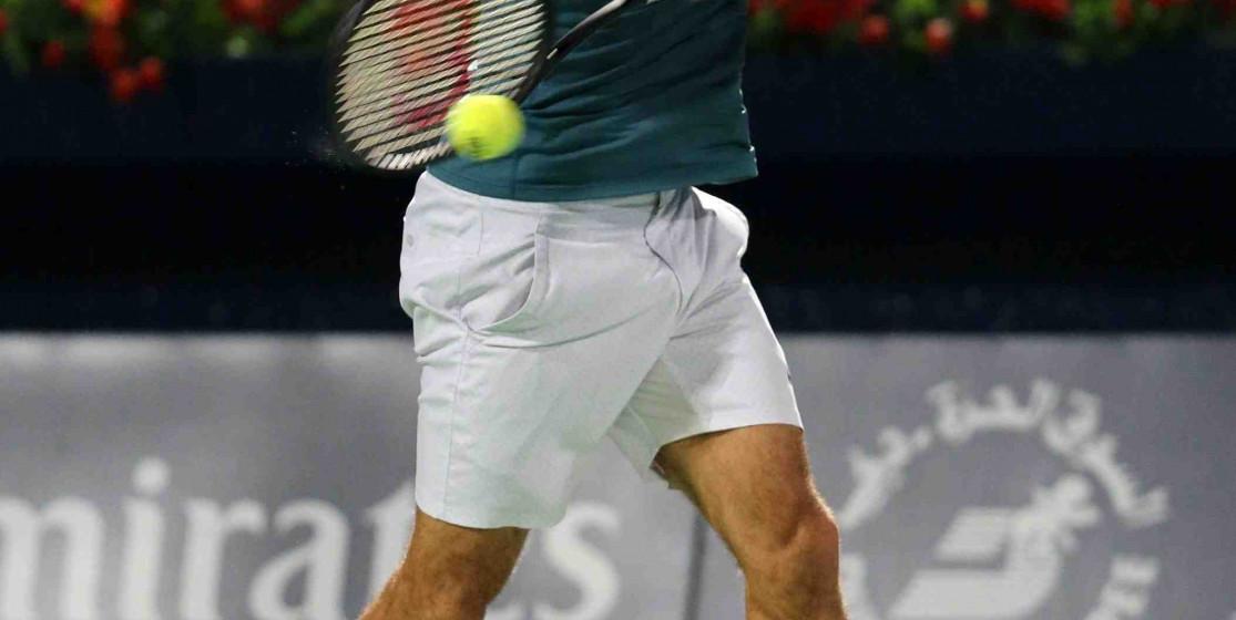 Roger Federer va (très) bien