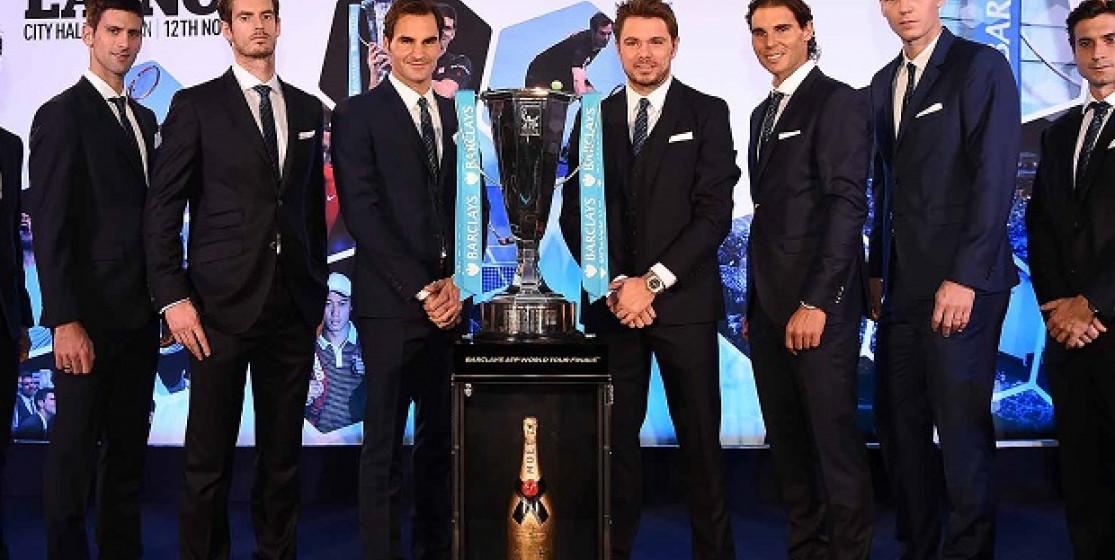The Oscars of tennis 2015