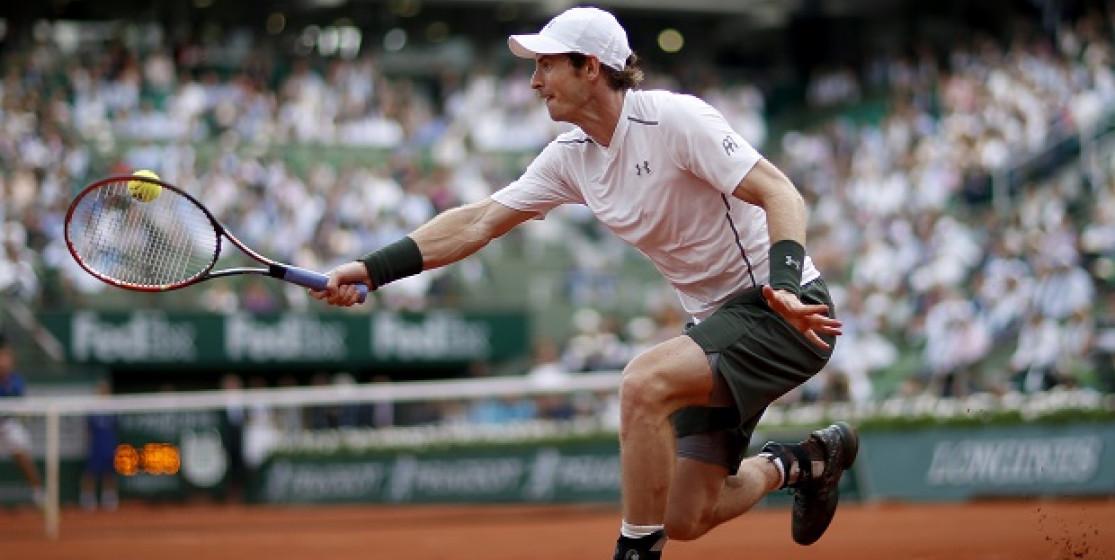 Murray, under pressure