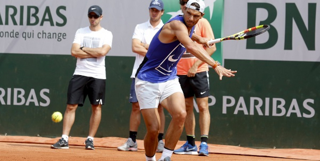 WHAT PLAYERS ARE SAYING GOING INTO THE 2018 FRENCH OPEN