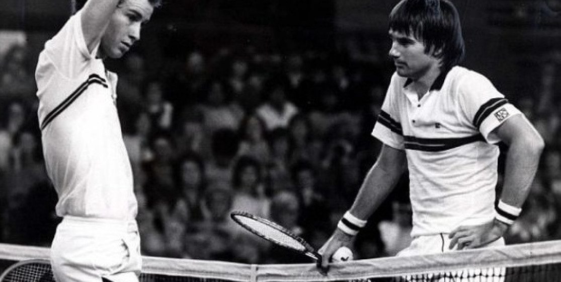 The day when…Connors and McEnroe wasted their BNP Paribas Davis Cup final