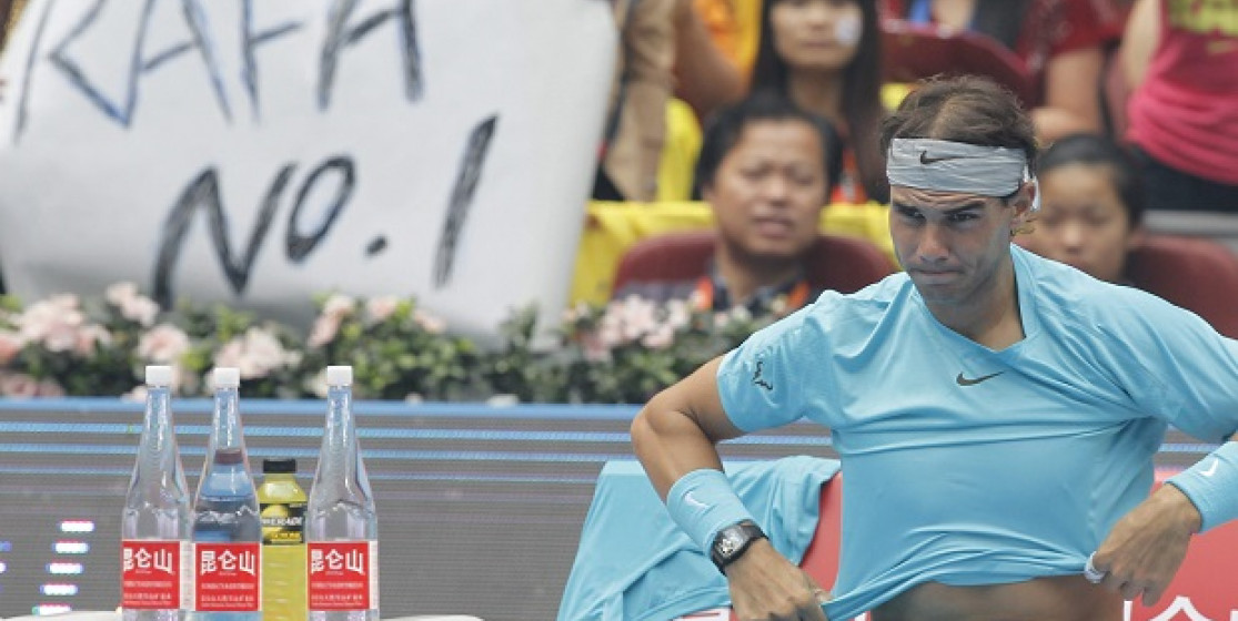 Nadal, tourism world number one