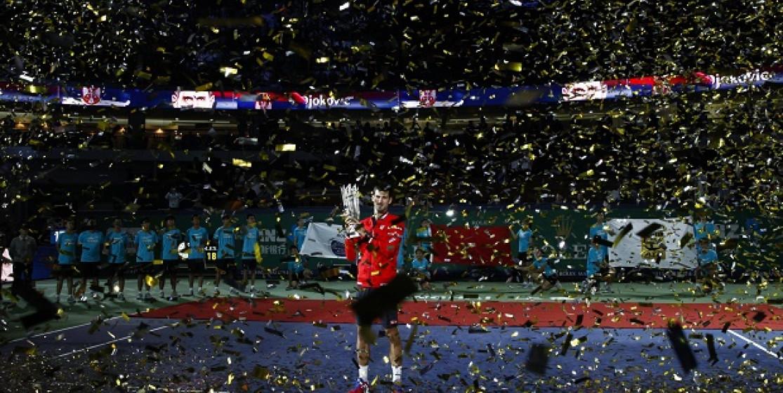 Djokovic, le maître chinois