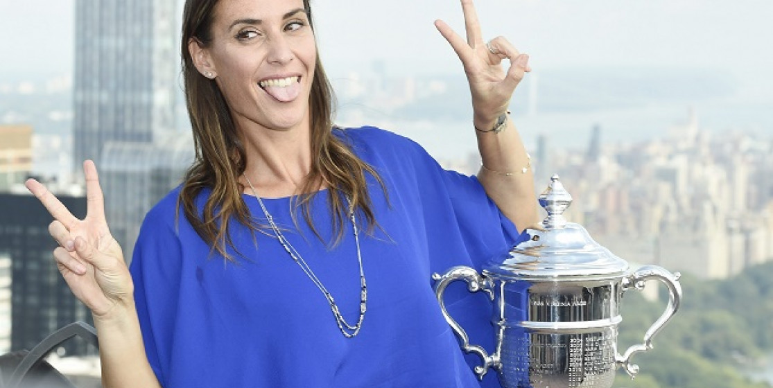 Pennetta's royal exit
