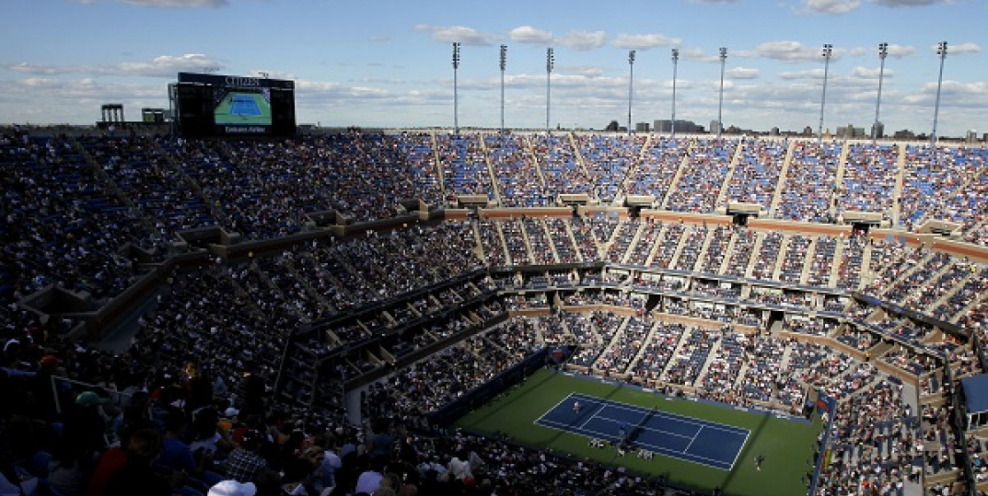 How is the US Open so American?