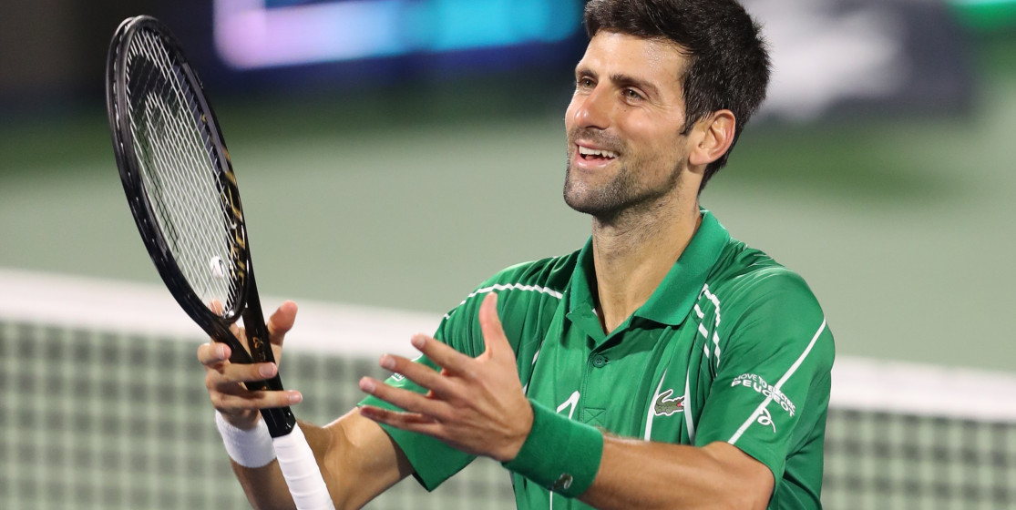The tennis news (but not only) of the week: Djokovic the seducer and X Æ A-12