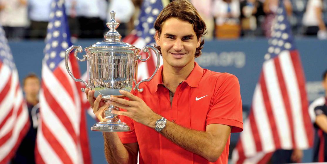Roger Federer remporte l'US Open