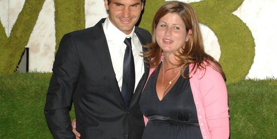 Federer's wood anniversary