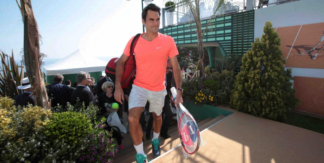 Roger Federer est à Istanbul !