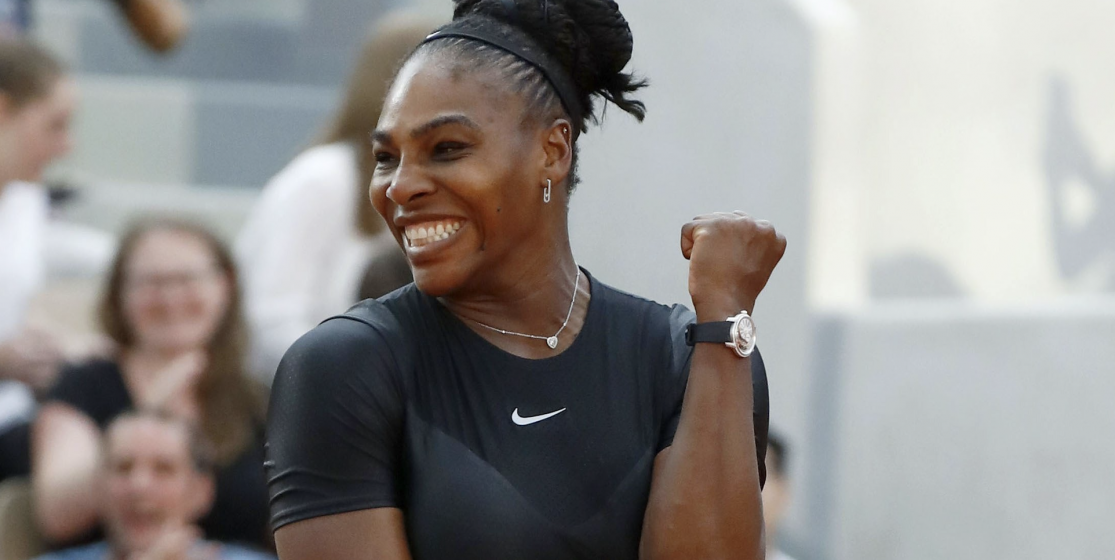 The tennis news (but not only) of the week: Serena Williams and the thieving wild boar