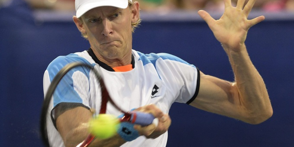 The perfect player, according to Kevin Anderson