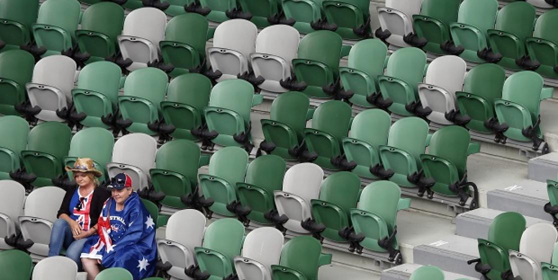 When the Australian Open wasn't interesting anyone…