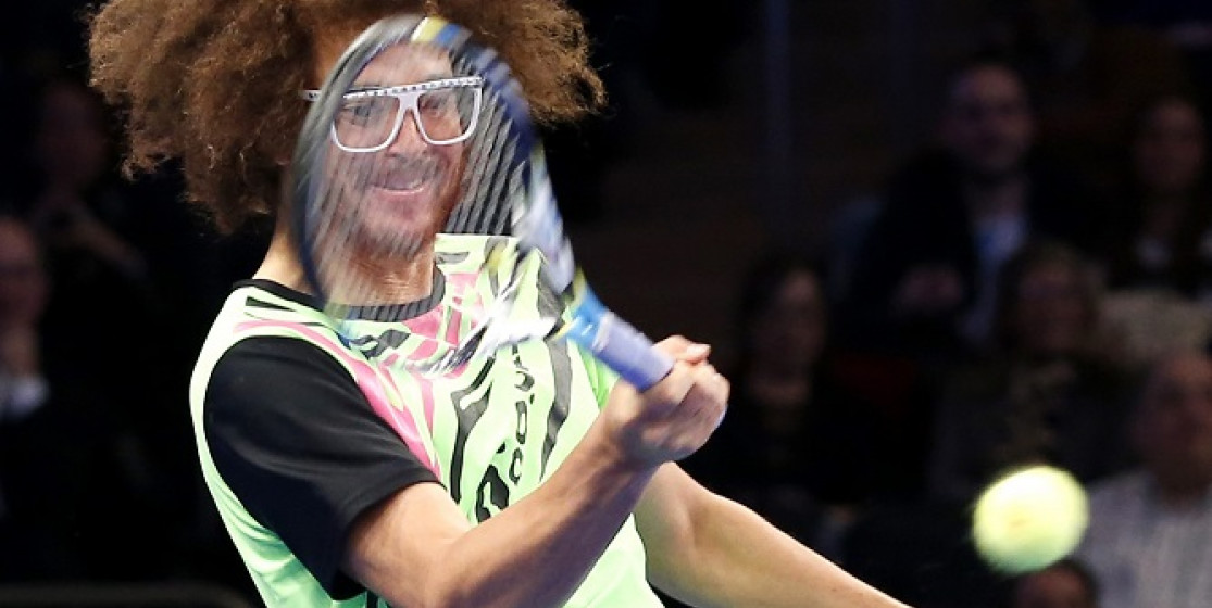 When LMFAO wanted to qualify for the U.S. Open