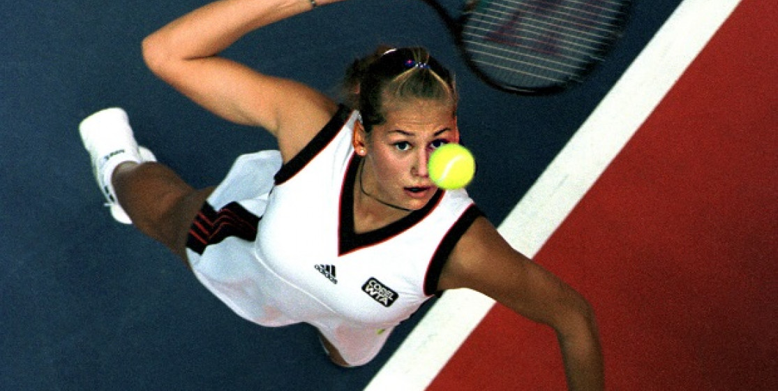 The day Anna Kournikova committed 31 double faults in one match