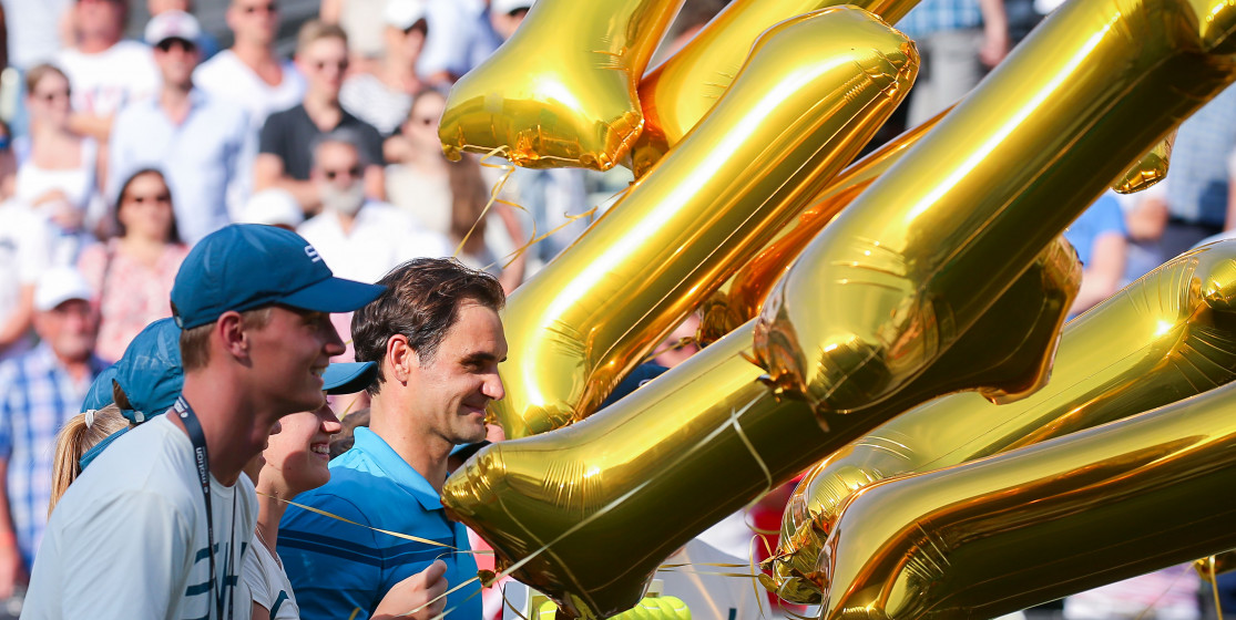 The tennis news (but not only) of the week : Federer in Stuttgart and the football World Cup