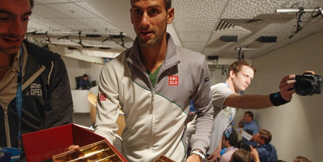 Novak Djokovic World Number One !