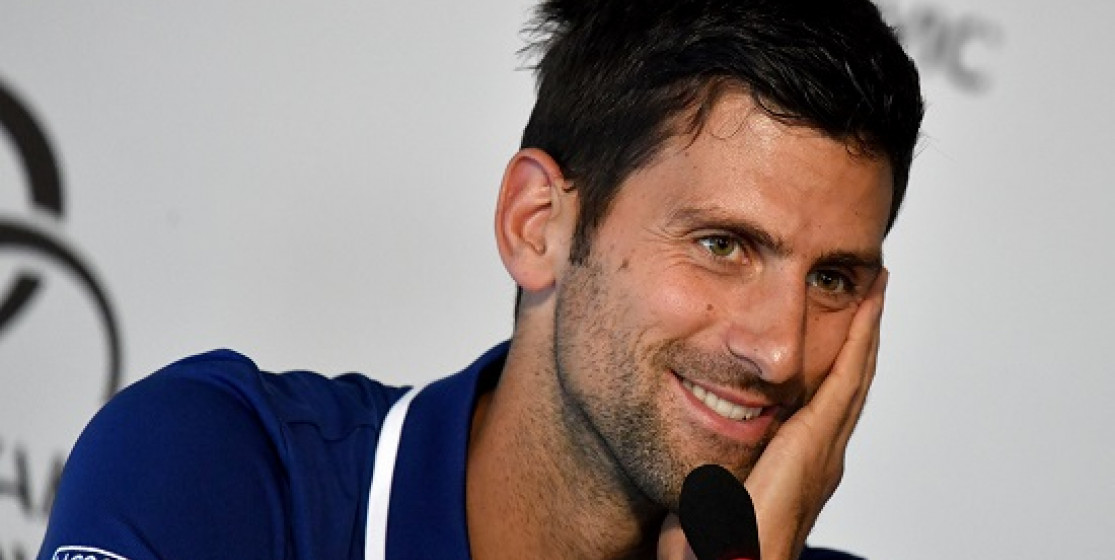 DON'T WRITE OFF DJOKOVIC WHEN HE RETURNS