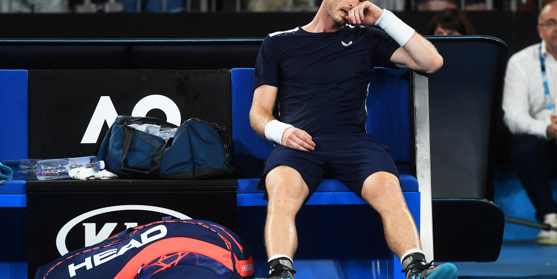 The tennis news (but not only) of the week: a doorbell and Murray